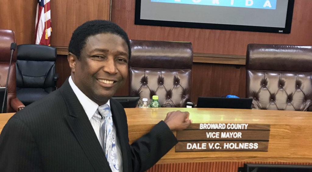 Vice Mayor Dale Holness